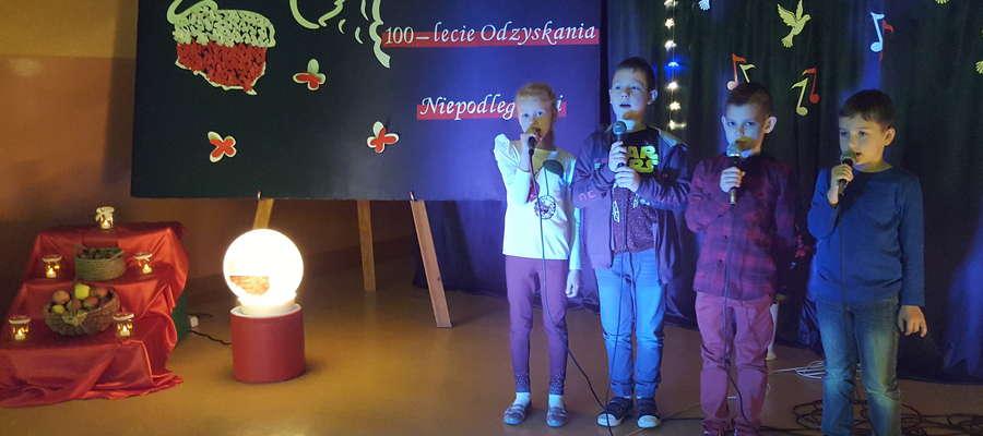 W Szkole Podstawowej nr 2 w Nowym Mieście odbyło się wiele imprez związanych z 100. rocznicą odzyskania przez Polskę niepodległości