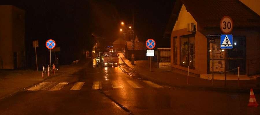 Kierowca samochodu ciężarowego marki Iveco potrącił 70-letniego mieszkańca Radzanowa, który niespodziewanie wtargnął na jezdnię