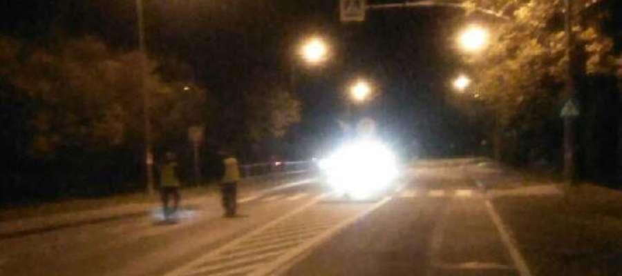 Dzień po wypadku w Morlinach zmarł jeden z poszkodowanych mężczyzn