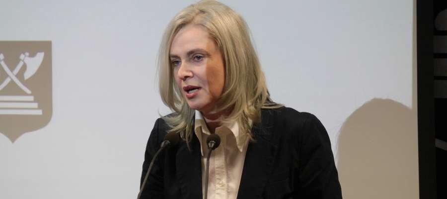 Wioletta Machniewska, nowa przewodnicząca Rady Miasta Bartoszyce