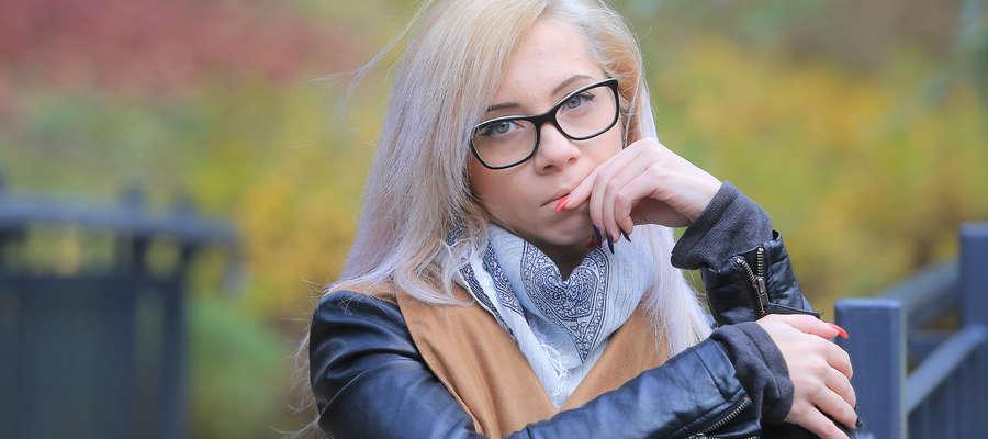 Sandra Jankowska martwi się, że teraz nigdzie nie znajdzie pracy w swoim zawodzie