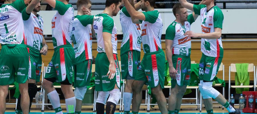 Indykpol AZS Olsztyn po raz drugi pokonał Hurrikaani Loimaa i teraz zmierzy się z PAOK-iem Saloniki