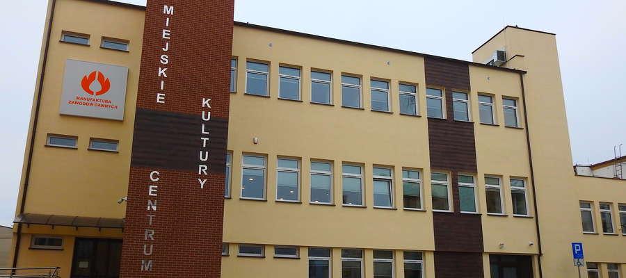 Miejskie Centrum Kultury, budynek w którym odbędzie się konferencja Biała Wstążka