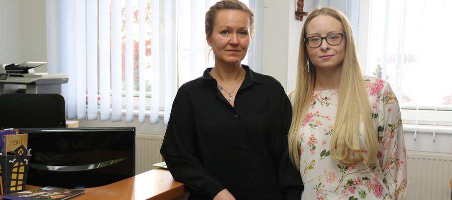 Agnieszka Miłek i Katarzyna Lubowiecka-Motyka uważają, że budowa kurników wpłynie niekorzystnie na obszar gminy Ryn