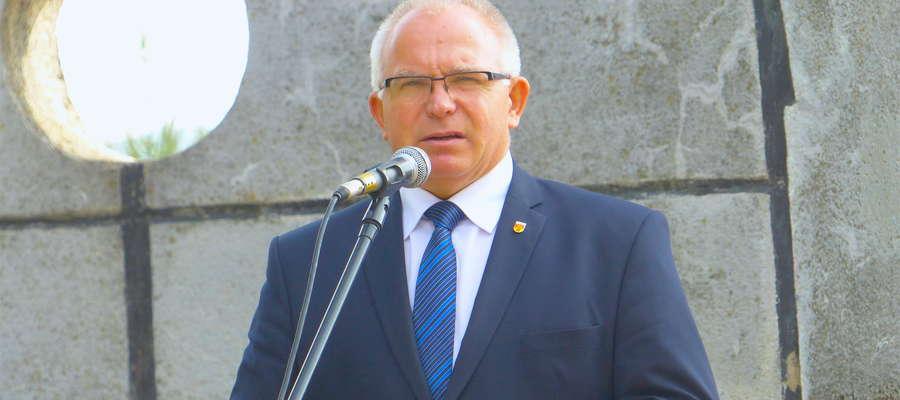 Józef Blank wygrał wybory samorządowe 2018