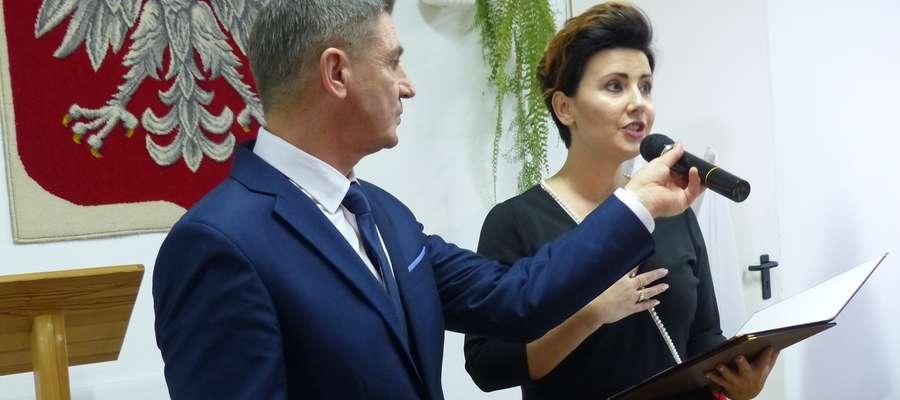Beata Sokołowska złożyła dziś uroczyste ślubowanie