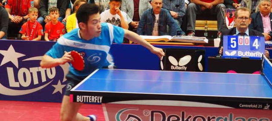 Wong Chun Ting  na na koncie m.in. Puchar ETTU