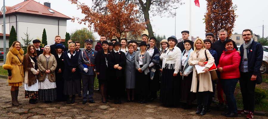 """Społeczność """"Gastronomika"""" uczciał obchody 100-lecia Odzyskania Niepodległości"""