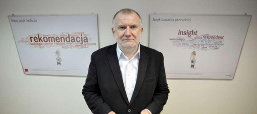 Prof. Piotr Kwiatkowski, socjolog z Uniwersytetu SWPS