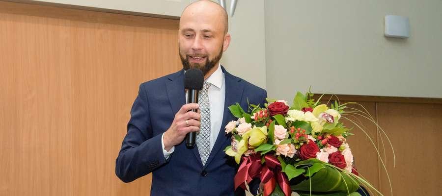 Nowym prorektorem do spraw kadr Uniwersytetu Warmińsko-Mazurskiego został dr hab. Sławomir Przybyliński, prof. UWM