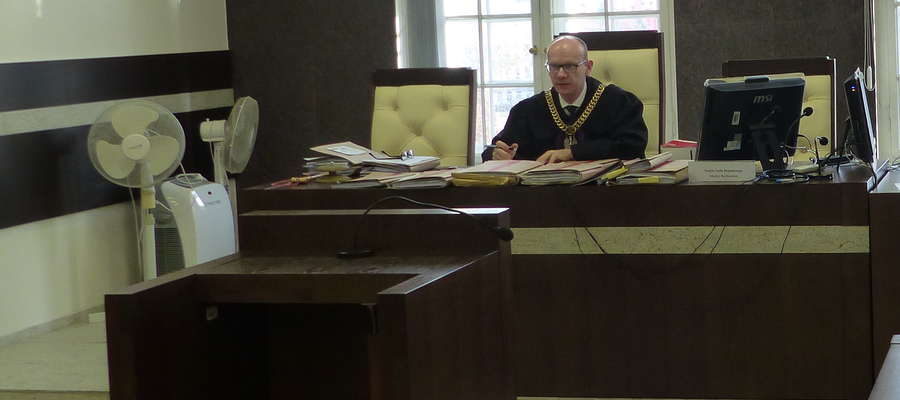 Sędzia Maciej Rutkiewicz przedłużył oskarżonemu tymczasowy areszt o kolejne trzy miesiące