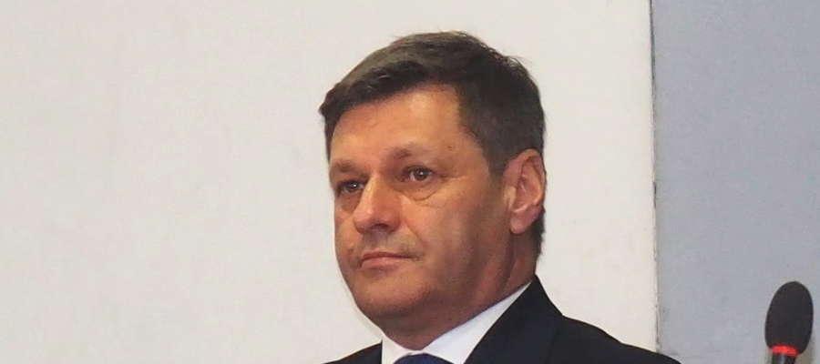 Mariusz Szczechowicz wystąpił o 5-letni urlop bezpłatny