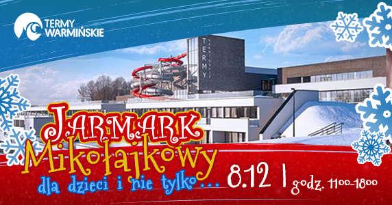 MIKOŁAJKOWY JARMARK 8 GRUDNIA 2018 - full image