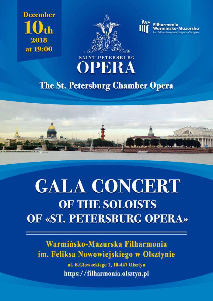 Nadzwyczajna Gala Opery Kameralnej z St. Petersburga - full image