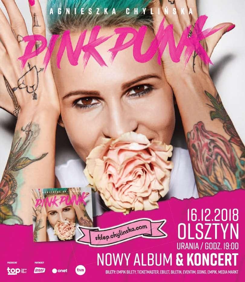 Koncert Agnieszki Chylińskiej w Olsztynie - full image