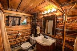 Pomysły na drewno w łazience
