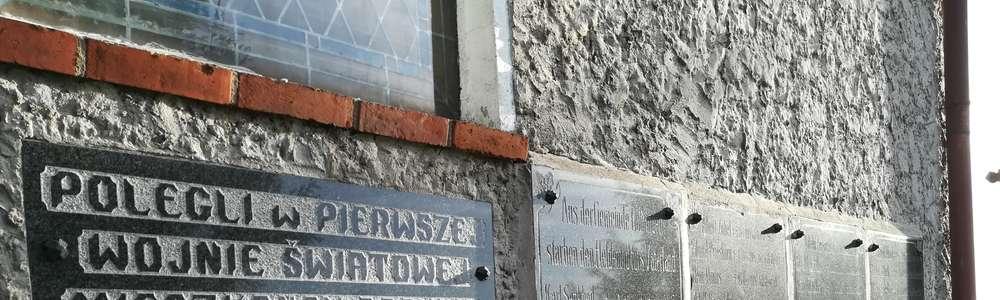 Niezwykła historia tablic z Gorynia koło Iławy. Czekały lata na odkrycie!