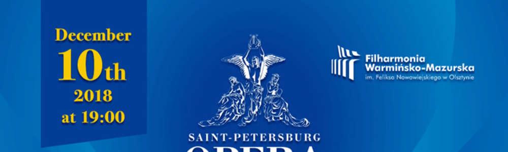 Nadzwyczajna Gala Opery Kameralnej z St. Petersburga