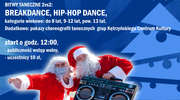 Hip Hop Christmas Party