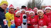 Lidzbarczanie biegali w Mikołajkach