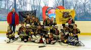 Młodzi hokeiści z Elbląga na Turnieju Barbórkowym [zdjęcia]
