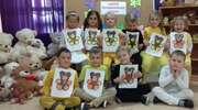 Dzień Pluszowego Misia u przedszkolaków w ZSPiM
