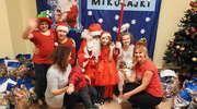 Mikołaj odwiedził dzieci w SOSW i w szpitalu [ZDJĘCIA]
