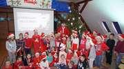 Mikołajki w Szkole Podstawowej w Szkotowie