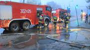 Uszkodzona rura z gazem. Ewakuowana została szkoła i zablokowana ulica w centrum Olsztyna [ZDJĘCIA]
