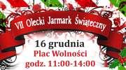 VII Olecki Jarmark Świąteczny