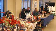 Kiermasz świąteczny w Centrum Użyteczności Publicznej w Ostródzie [ZDJĘCIA]