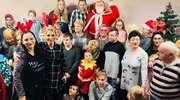 Mikołaj odwiedził dzieci w Powiatowym Centrum Pomocy Rodzinie  w Piszu