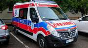 Nasz szpital zakupił nowy  ambulans