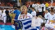 KARATE KYOKUSHIN\\ Iławianka trzecia w zawodach Pucharu Europy!