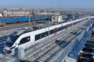 Nowoczesne pociągi z Trójmiasta do Elbląga już na torach