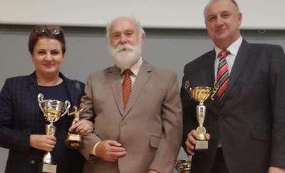 Wyróżnienia podczas X Gali Warmińsko-Mazurskiego Szkolnego Związku Sportowego
