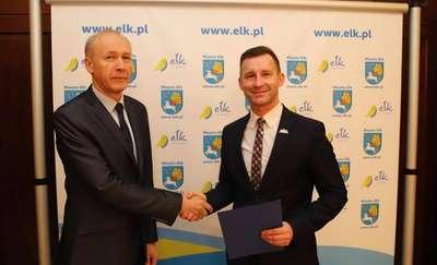 Mirosław Hołubowicz nowym wiceprezydentem Ełku