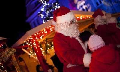 Święty Mikołaj odwiedzi Olsztyn