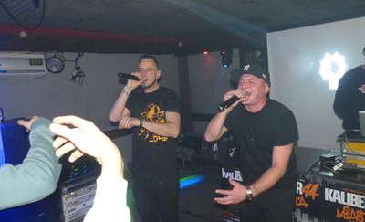 Kaliber 44 wystąpił w Iowa Music Bar! Nie zabrakło największych numerów [WIDEO, ZDJĘCIA]