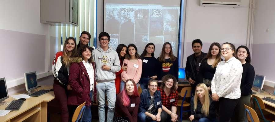 Uczniowie uczestniczyli w licznych zajęciach, warsztatach i wycieczkach