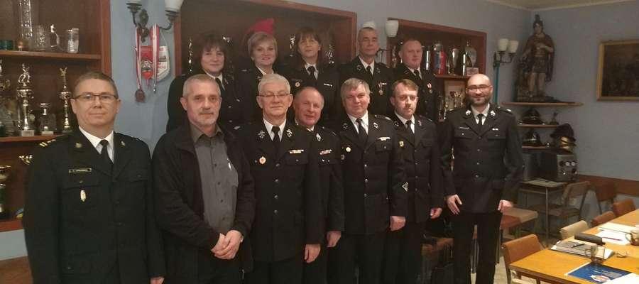 Obradowali strażacy OSP Frombork