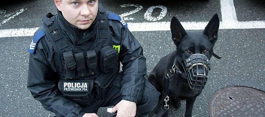 Komisarz Maja będzie patrolowała miasto i szukała zaginionych