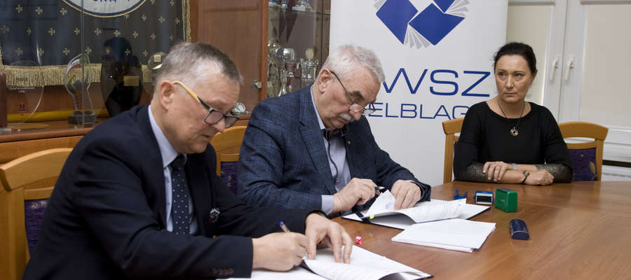 W środę w uczelni podpisano umowę na świadczenie usług Inżyniera Kontraktu