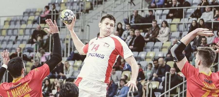 Dla Damiana Przytuły to absolutnie pierwsze powołanie do najważniejszej drużyny w kraju. Wraz z kadrą A przebywa obecnie w Cetniewie, a następnie uda się do Opola, gdzie zostanie rozegrany turniej międzypaństwowy
