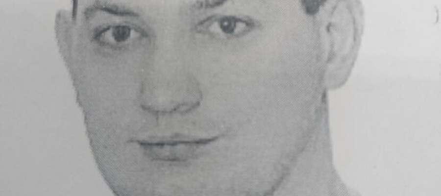 Zaginął 34-letni Marcin Niemczyk