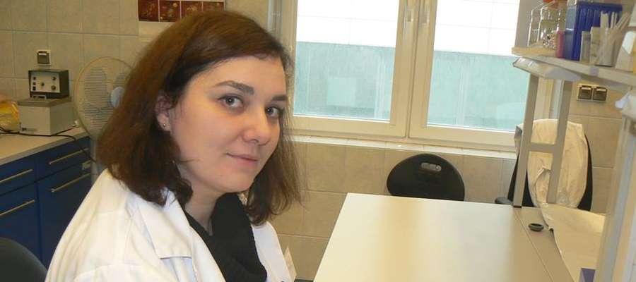 Dr Marlena Zyśk pojedzie na stypendium do Szwecji