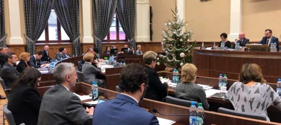 Sesja Rady Miasta z 14 grudnia