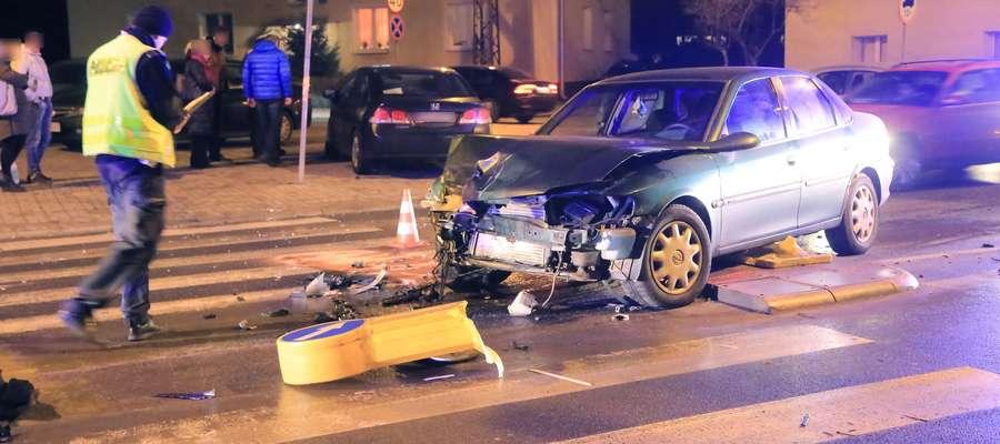 W 2018 roku na drogach Olsztyna doszło do 85 niebezpiecznych zdarzeń. Ze statystyk wynika, że najgorzej jest, niestety, na przejściach dla pieszych.