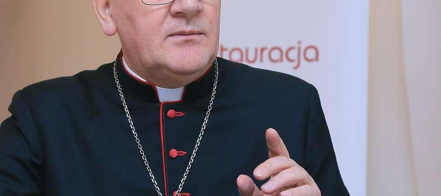Biskup Józef Górzyński