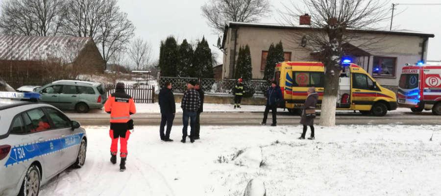 Do najgroźniejszego zdarzania doszło w Lubawie. W wypadku poszkodowane były dzieci od 7 do 11 lat